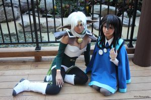Outlaw Star Duo by MSAPhotography