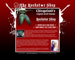 Rock Star Shop by ashelee00