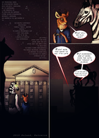 RP Comic - Page 1 ENG by Domisea