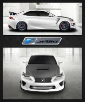 Lexus IS-F Carbon Nurburgring Edition W/Turbo by nizmo410