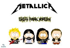 Metallica South Park Version by Admguitar