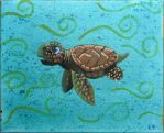 Turtle Family: Baby by EYproductions