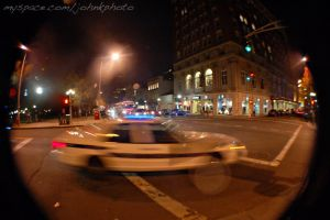 Downtown New Haven by wikk3d