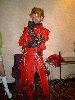 Vash the Stampede by Crimson-Knight77