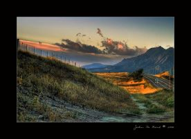 The Road To Lyons by kkart