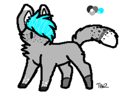 Custom for Moonfeather42 by Foxxyheartz