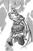 Throg by LucGrigg