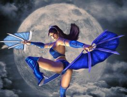 Kitana by missGangrel