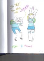 You have the Lumps by MidnightAmane