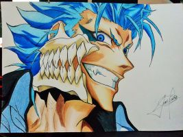 Grimmjow by JeanCarlo183