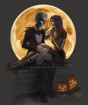 This Is Halloween by tbdoll
