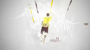Robert Lewandowski by anasonmania