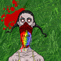 L4D2 - Rainbow Spitter by b-dangerous