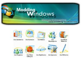 Windows Live 2009 Icons by 4d-system