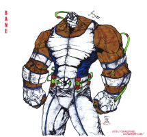 Bane of Nubian DC Elseworld by CDL113