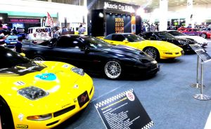 Pasionate Supercars From Chevrolet by toyonda