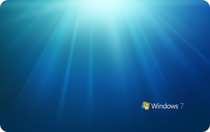 Windows 7 PDC 2008 wallpaper by taimurasad