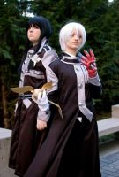 D. Gray-Man: Here Come The Excorcists by AnyaPanda
