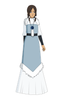 ATLA: Yuna of the northern water tribe by Hyuuga-me