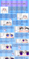 Eye Color Tutorial- Espanol! by KoRe-MiChI