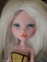 Angel's New Repaint by MySweetQueen-Dolls