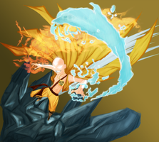 Avatar Aang by Gotetho