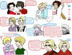 Hetalia: A Day With the 2Ps by ExclusivelyHetalia