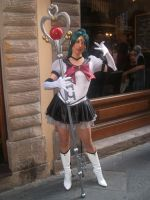 Sailor Pluto cosplay by Rubin89
