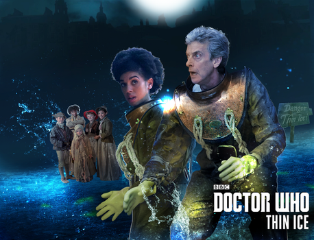 Doctor Who: Thin Ice by Esterath13