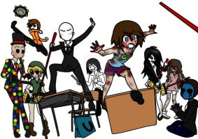 BEST BAND EVER!!! by Buta-Rockin-Erywhere
