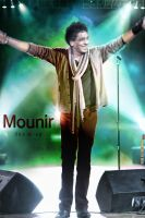 The King Mounir by Se7s1989