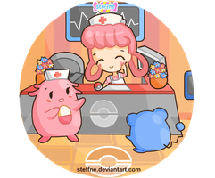 Pokecenter by steffne