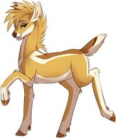 Doe! by VengefulSpirits