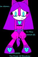 Purple: In This World Of Blindness by JessieTheTigger