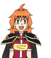 Lina Inverse by DRei-chan