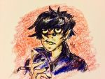 Young Murdoc  by jenisnotcool