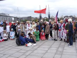 MCM expo May '11 Hetalia Group by Narlth