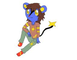 Cheeyev {Luxio} JD1 {Will animate Later :D} by Laurcaty831