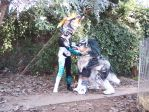 OLD Twilight Princess Cosplay by LilleahWest