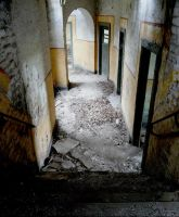abandoned place from the...9 by Kamelot666