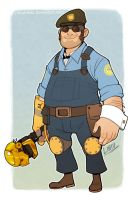 engie by Lintufriikki
