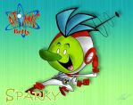 Sparky by MartinsGraphics