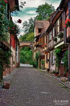 Kaysersberg - Alsace, France by debahi