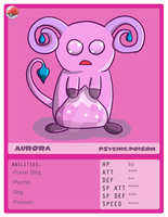 PokeMORPH Contest- Aurora by KurunaGirl