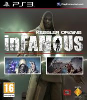 [GAME COVER] inFamous : Kessler Origins by LunestaVideos