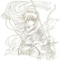 Umi Ryusaki for prialanis by LeeleS2