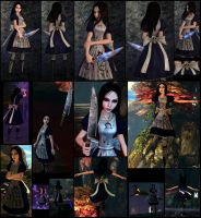 Alice 2_enhanced classic dress by Cerberus071984