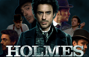 Sherlock Holmes WP by white-snow