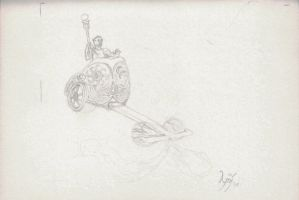 Chariot by Cuthelain