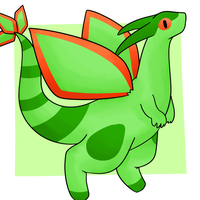 Flygon by Lexi247